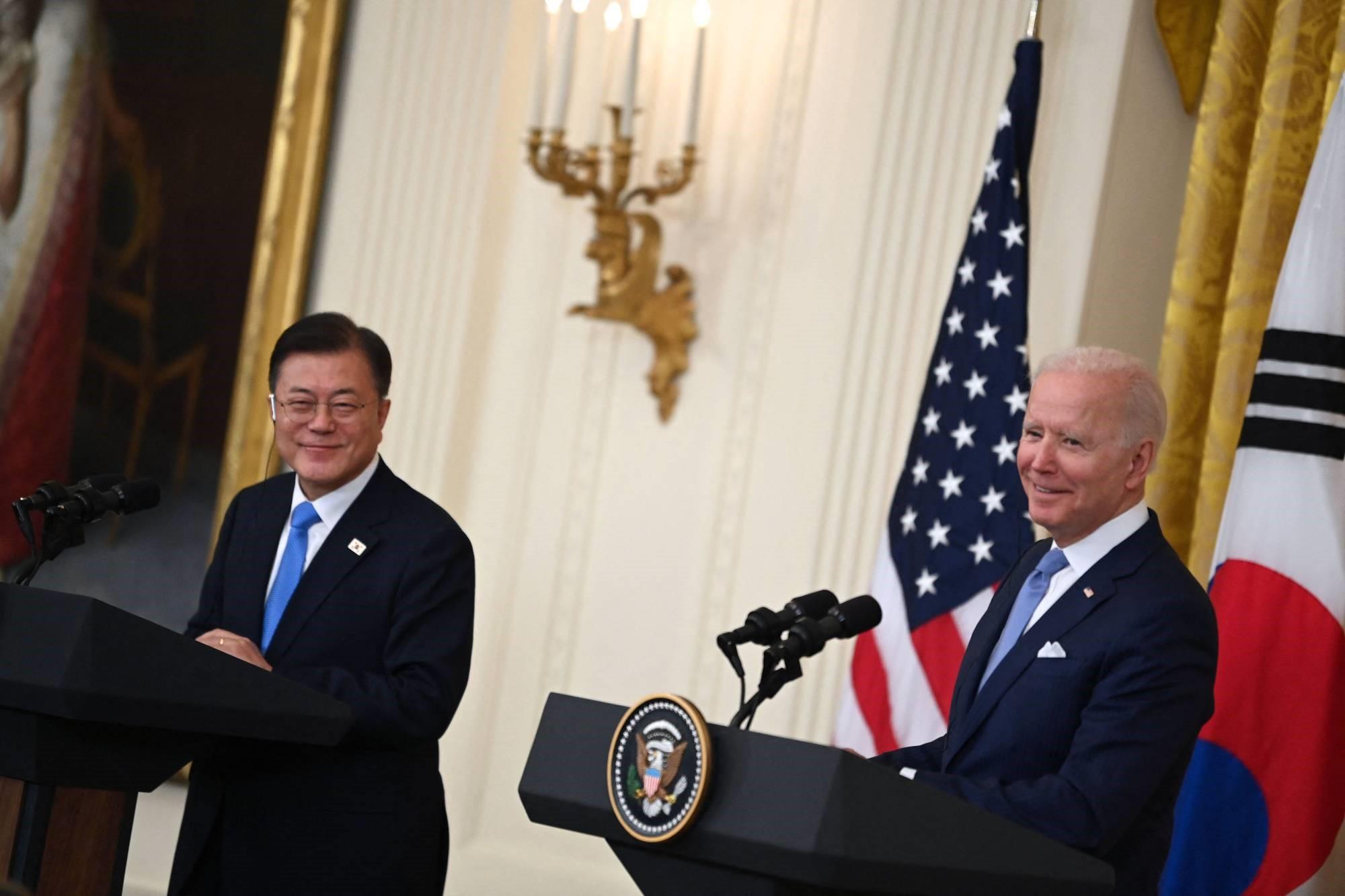 Mỹ và Hàn Quốc thống nhất về việc nối lại đối thoại với Triều Tiên - Ảnh 2.
