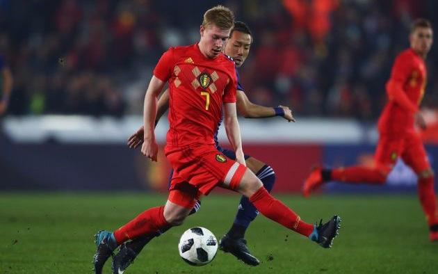 EURO 2020: Kevin De Bruyne sẽ cùng ĐT Bỉ lên ngôi?