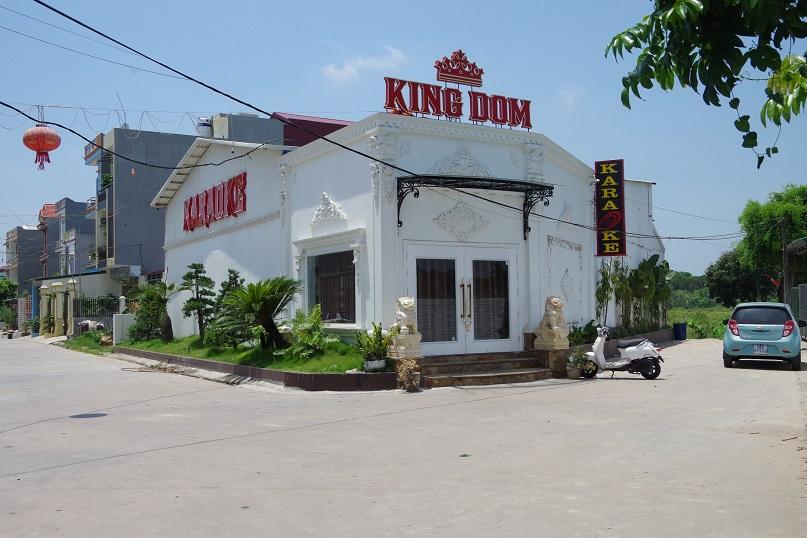 """Hải Dương: Karaoke KINGDOM bất chấp lệnh cấm do dich Covid-19, 31 dân chơi """"say sưa"""" bay lắc - Ảnh 4."""