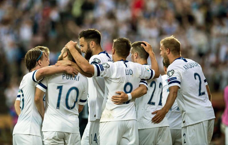 """EURO 2020: Phần Lan và ước mơ làm """"ngựa ô"""" - Ảnh 1."""