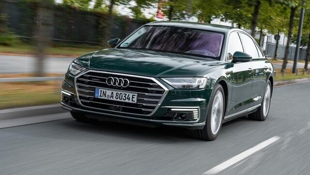 Audi A8L 2021