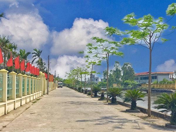 Yên Khánh và mục tiêu huyện nông thôn mới kiểu mẫu - Ảnh 7.