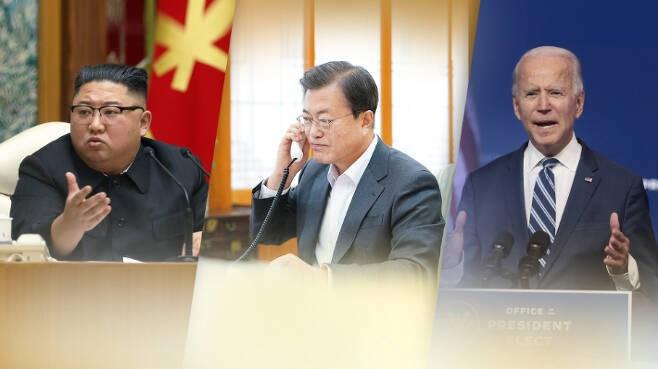 Hội nghị thượng đỉnh Moon-Biden đã thống nhất các điều kiện chung để đối thoại với Triều Tiên - Ảnh 2.