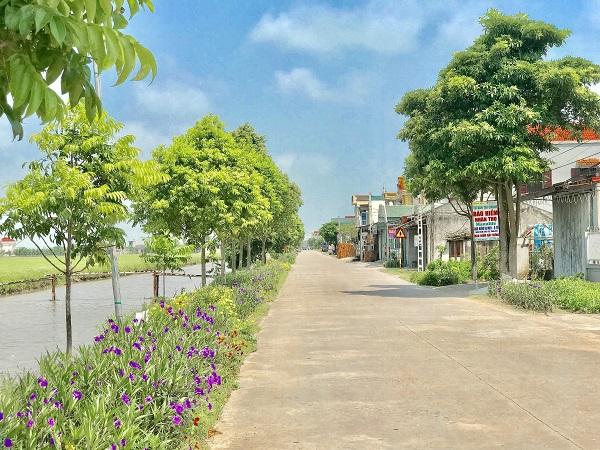 Yên Khánh và mục tiêu huyện nông thôn mới kiểu mẫu - Ảnh 1.