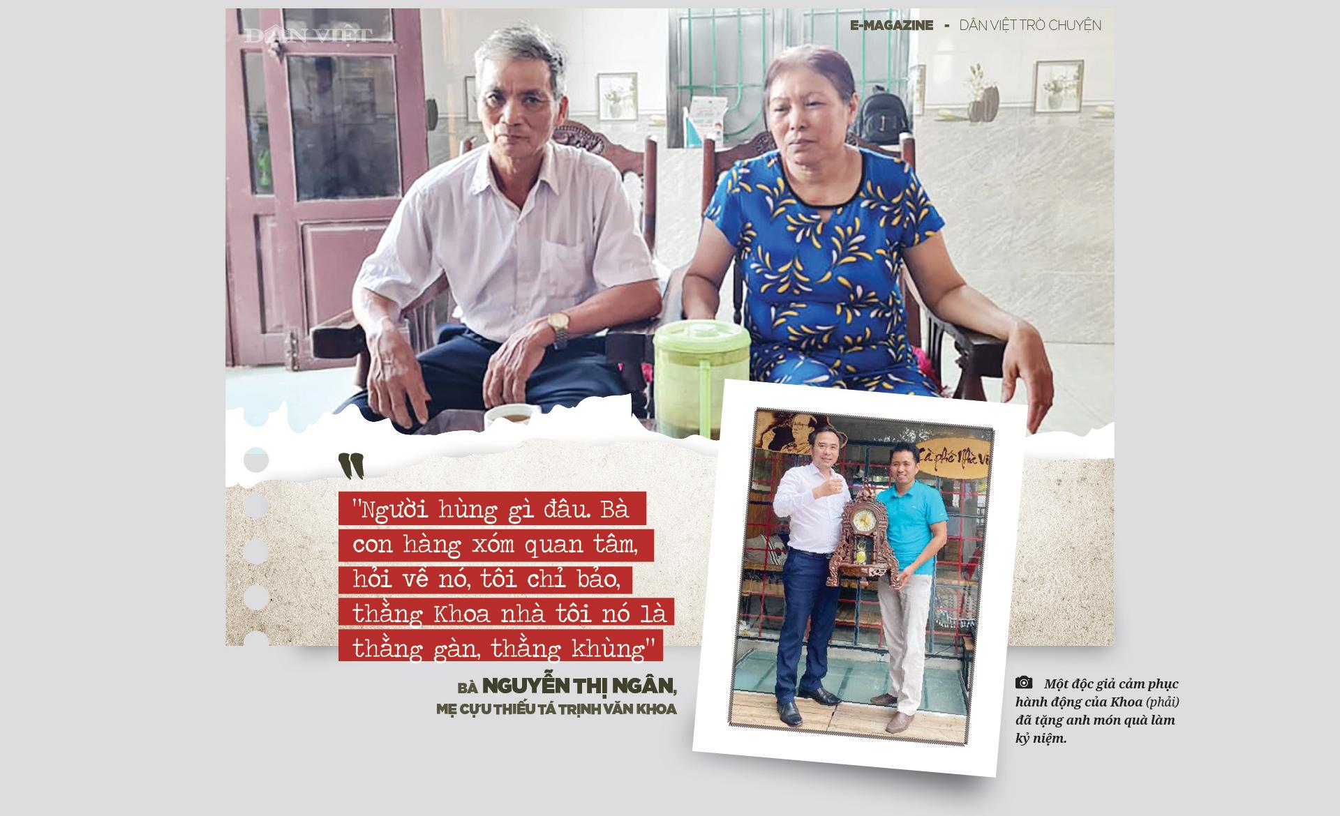"""Bố mẹ cựu thiếu tá công an Trịnh Văn Khoa: """"Gia đình tôi tiếc và lo lắm, nhưng rất tự hào về Khoa"""" - Ảnh 8."""