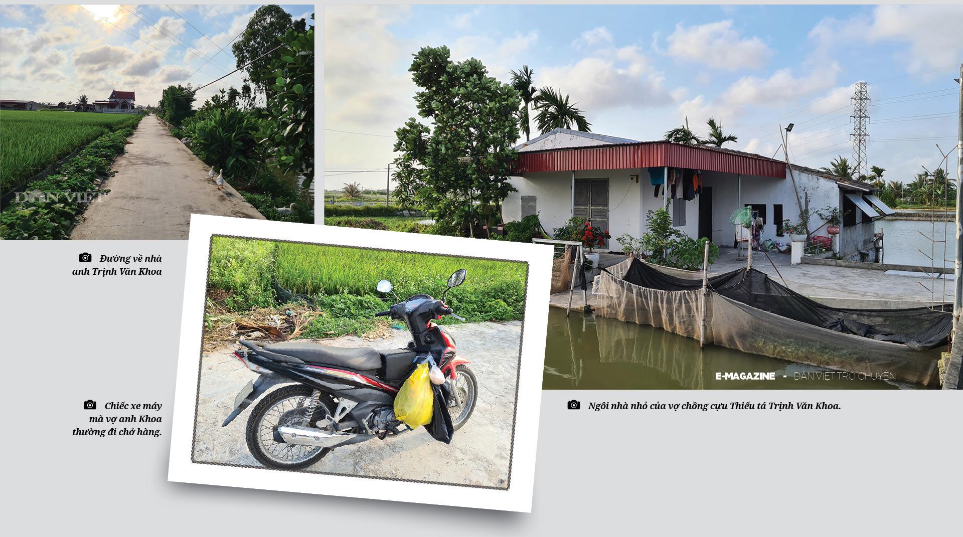 """Bố mẹ cựu thiếu tá công an Trịnh Văn Khoa: """"Gia đình tôi tiếc và lo lắm, nhưng rất tự hào về Khoa"""" - Ảnh 10."""