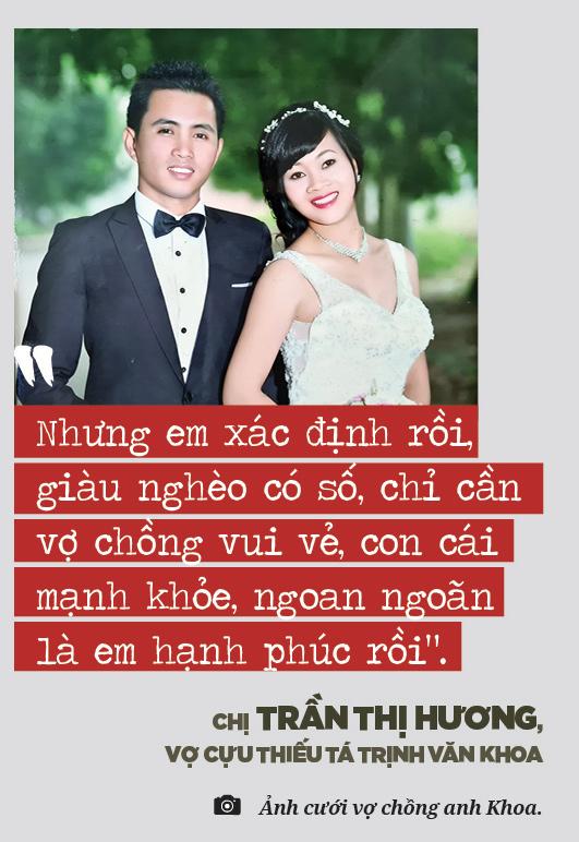 """Bố mẹ cựu thiếu tá công an Trịnh Văn Khoa: """"Gia đình tôi tiếc và lo lắm, nhưng rất tự hào về Khoa"""" - Ảnh 11."""