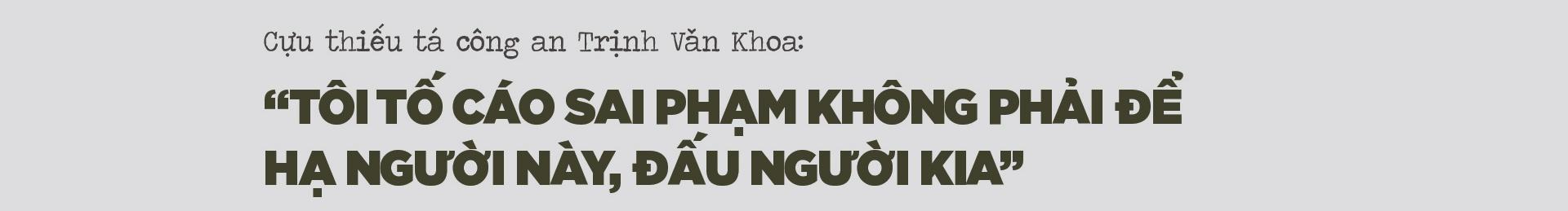 """Bố mẹ cựu thiếu tá công an Trịnh Văn Khoa: """"Gia đình tôi tiếc và lo lắm, nhưng rất tự hào về Khoa"""" - Ảnh 14."""