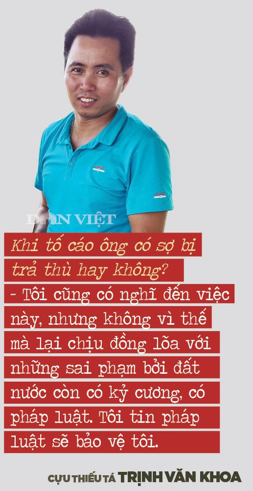 """Bố mẹ cựu thiếu tá công an Trịnh Văn Khoa: """"Gia đình tôi tiếc và lo lắm, nhưng rất tự hào về Khoa"""" - Ảnh 15."""