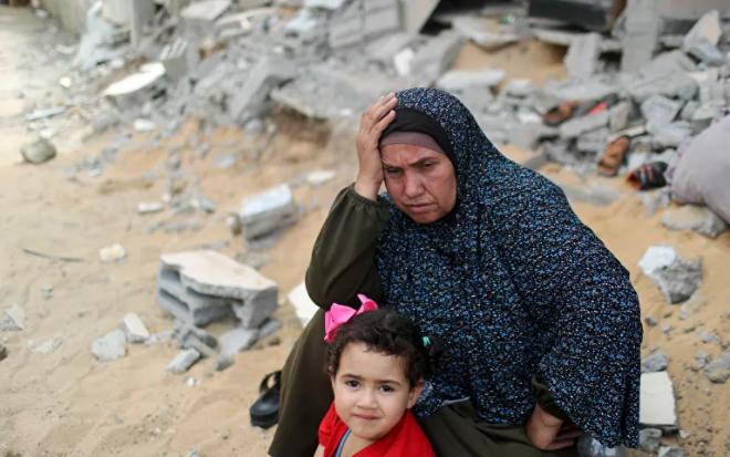 """""""An ninh bình đẳng"""" cho người dân Israel và Palestine ở điểm nóng Gaza"""