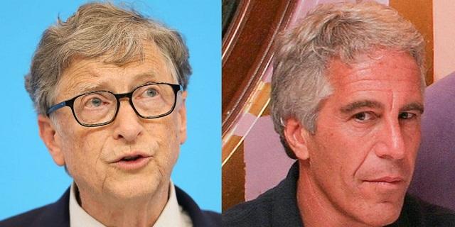 TIẾT LỘ: Bill Gates kết bạn với Jeffrey Epstein vì muốn nhận giải Nobel Hòa bình? - Ảnh 1.