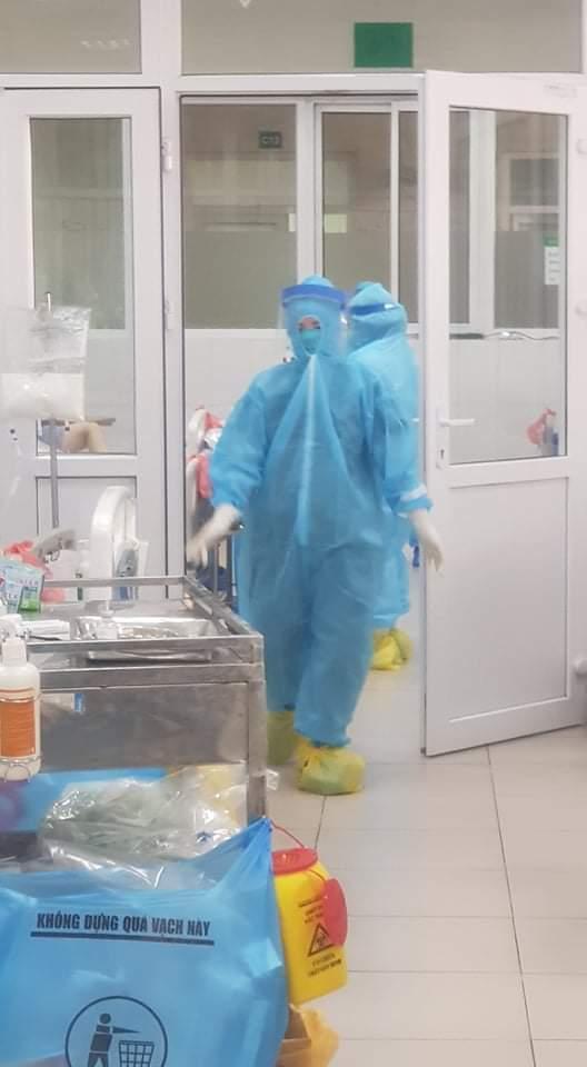 """Hết hạn cách ly, BV Bệnh Nhiệt đới TƯ cơ sở 2 tự """"đóng cửa"""" chuyên tâm điều trị bệnh nhân Covid-19 - Ảnh 4."""