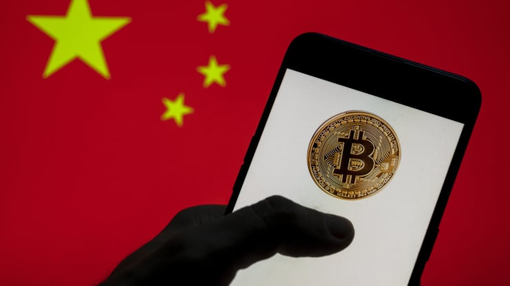 """Giao dịch bitcoin ở Trung Quốc vẫn nóng bất chấp 4 năm """"đàn áp"""" của Bắc Kinh - Ảnh 1."""