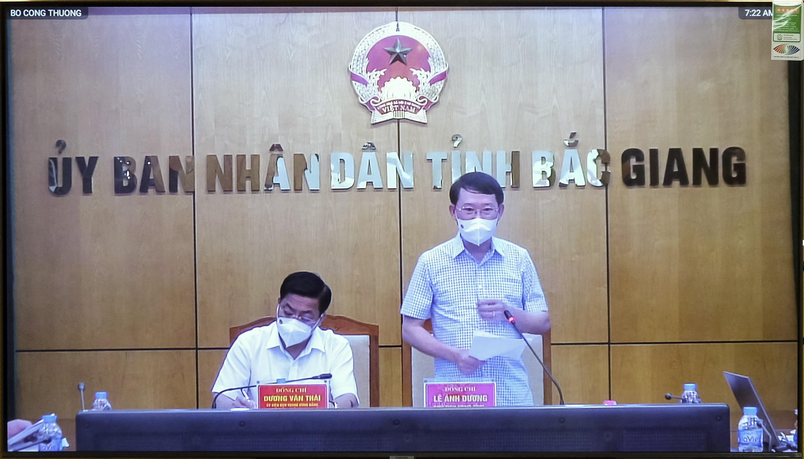 Chủ tịch Bắc Giang khẳng định vải thiều an toàn, người dân yên tâm sử dụng - Ảnh 1.