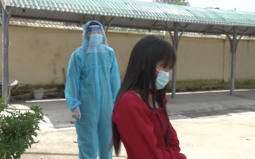 Hà Nam: Phát hiện cô gái 18 tuổi nhiều lần trốn khỏi khu cách ly tập trung