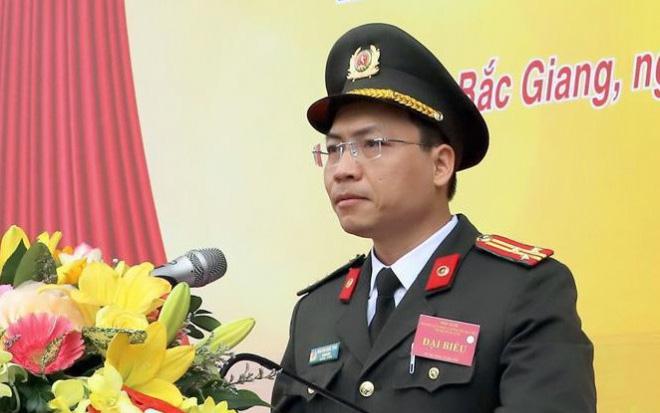 Giám đốc Công an trẻ nhất nước gửi thư cảm ơn báo chí từ tâm dịch Bắc Giang