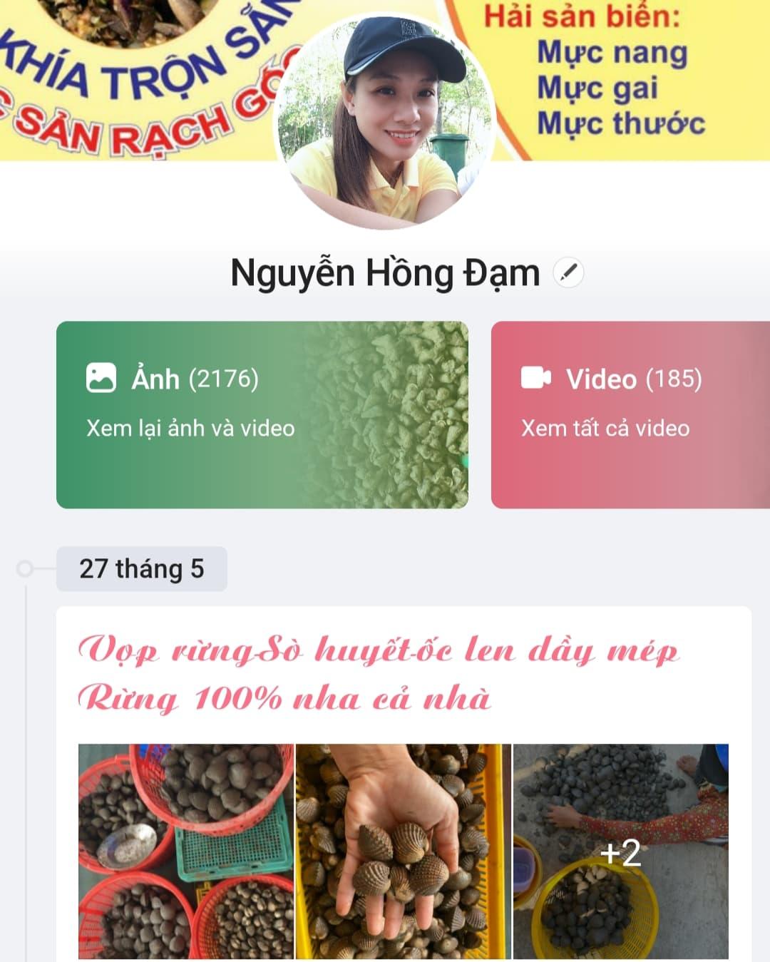 Đặc sản Cà Mau lên ngôi nhờ hình thức bán hàng online - Ảnh 2.