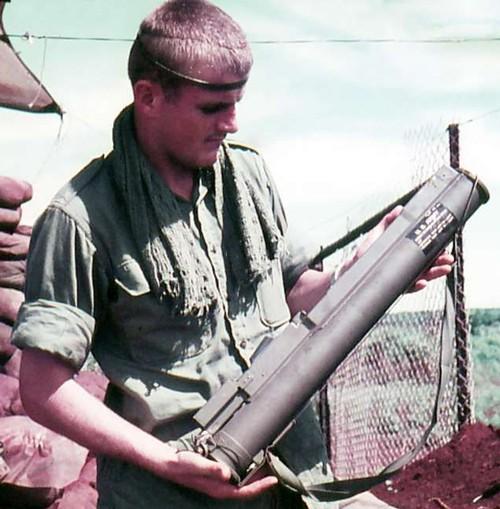 """Sự """"bất lực"""" của súng chống tăng M72 Mỹ ở chiến trường Việt Nam - Ảnh 2."""
