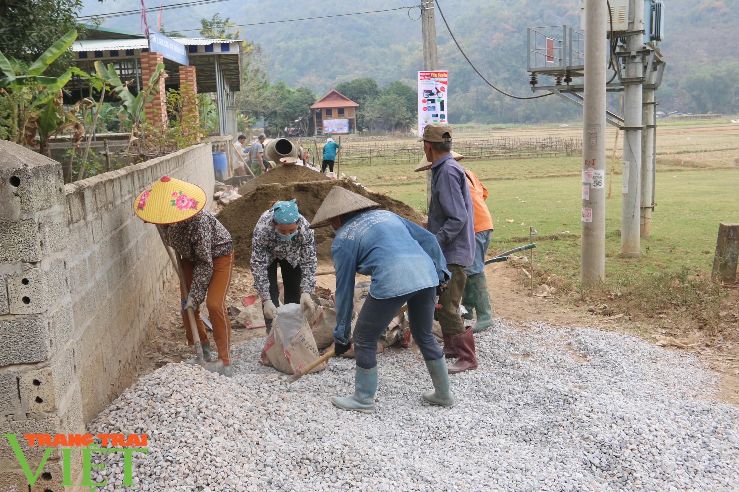 Hội viên nông dân Hòa Bình: Khẳng định vai trò nòng cốt trong XDNTM - Ảnh 2.