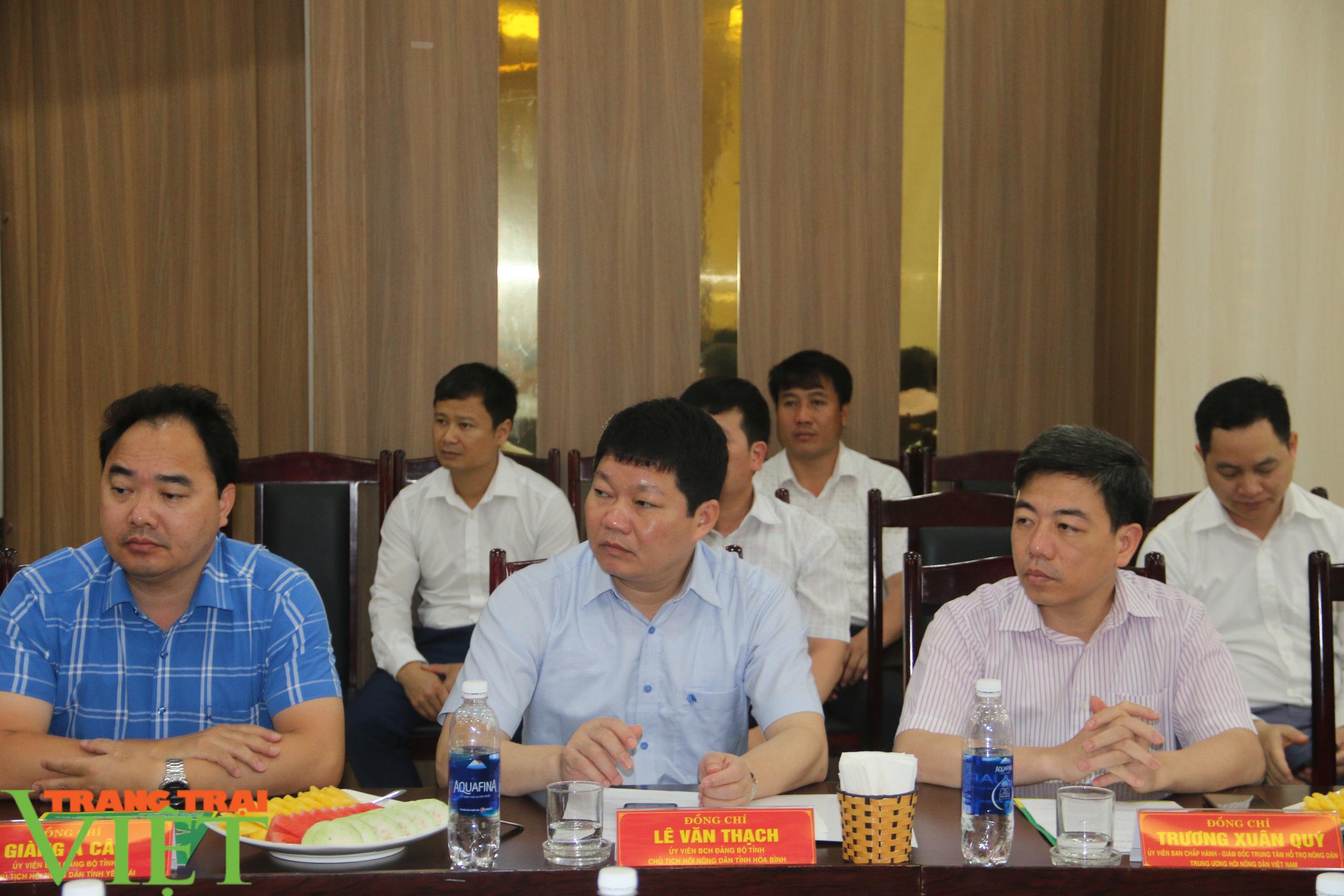 Hội viên nông dân Hòa Bình: Khẳng định vai trò nòng cốt trong XDNTM - Ảnh 4.