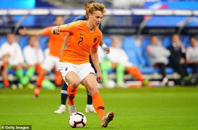 """Đội hình Hà Lan dự EURO 2020: """"Kẻ thất bại vĩ đại"""" mãi sao? - Ảnh 1."""