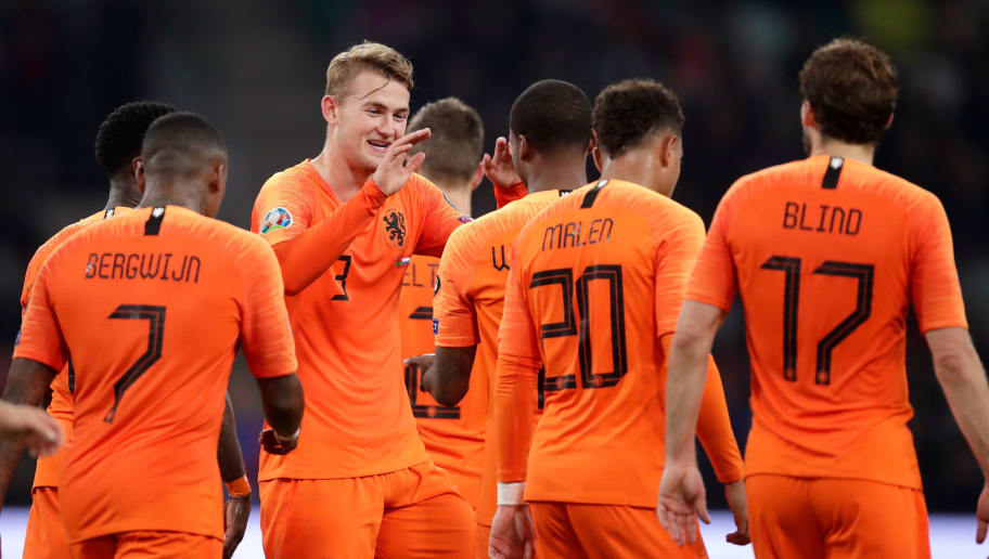 """Đội hình Hà Lan dự EURO 2020: """"Kẻ thất bại vĩ đại"""" mãi sao? - Ảnh 2."""