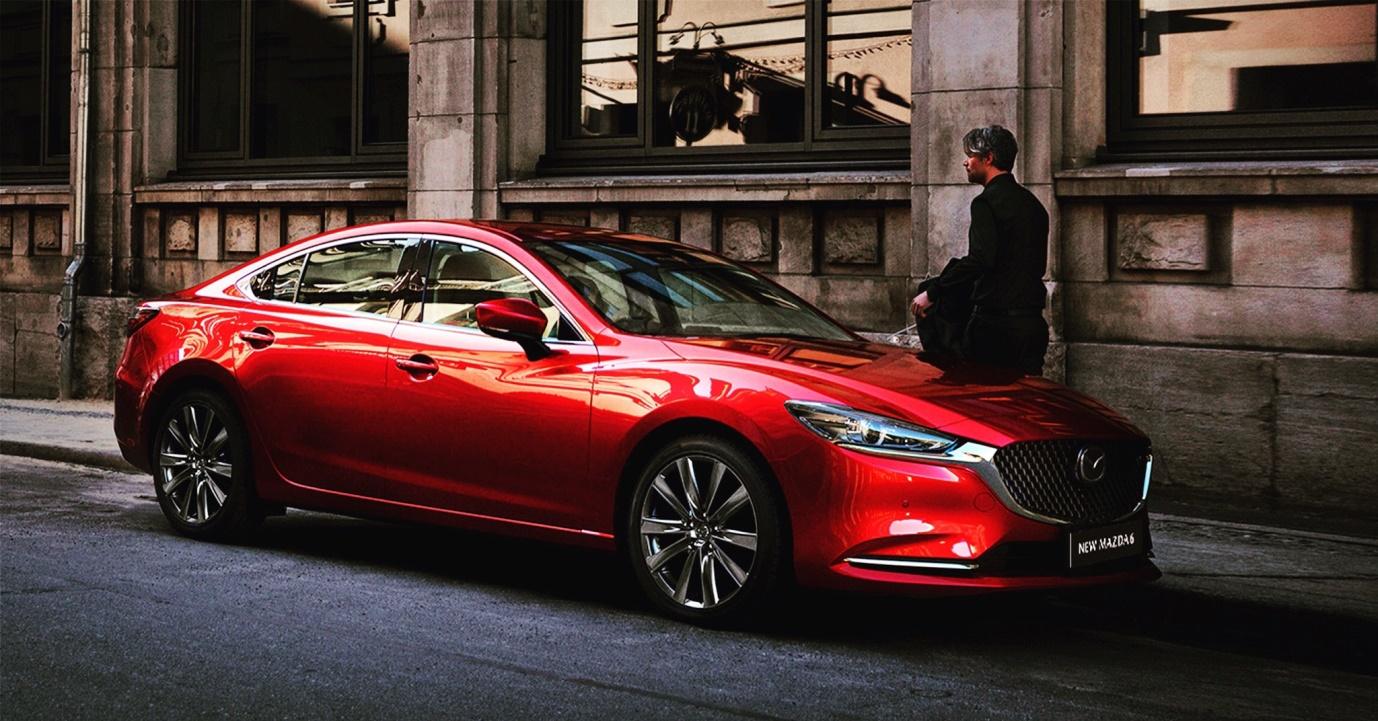 Mazda6 – lựa chọn sáng giá ở tầm 900 triệu đồng - Ảnh 1.