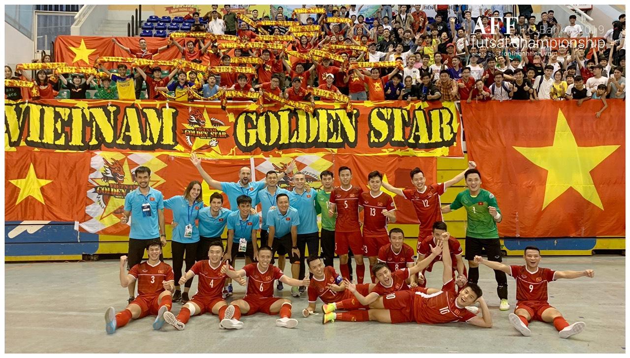 Hành trình của chàng trai phố núi đến với đấu trường World Cup Futsal 2021 - Ảnh 5.