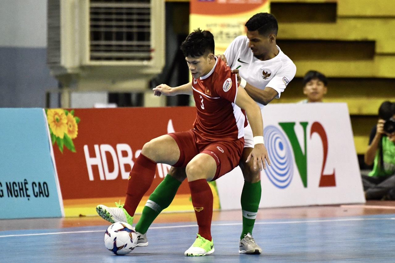 Hành trình của chàng trai phố núi đến với đấu trường World Cup Futsal 2021 - Ảnh 10.