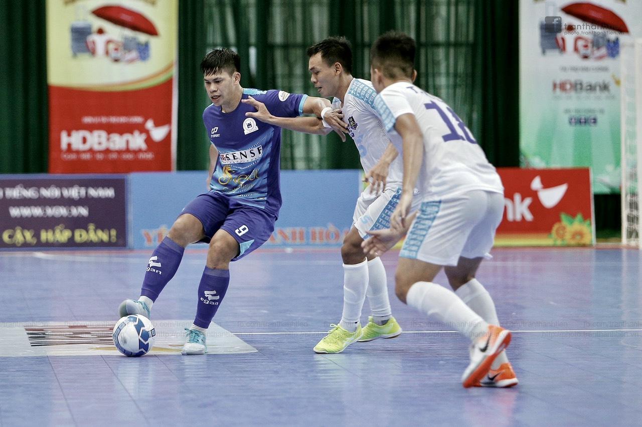 Hành trình của chàng trai phố núi đến với đấu trường World Cup Futsal 2021 - Ảnh 6.