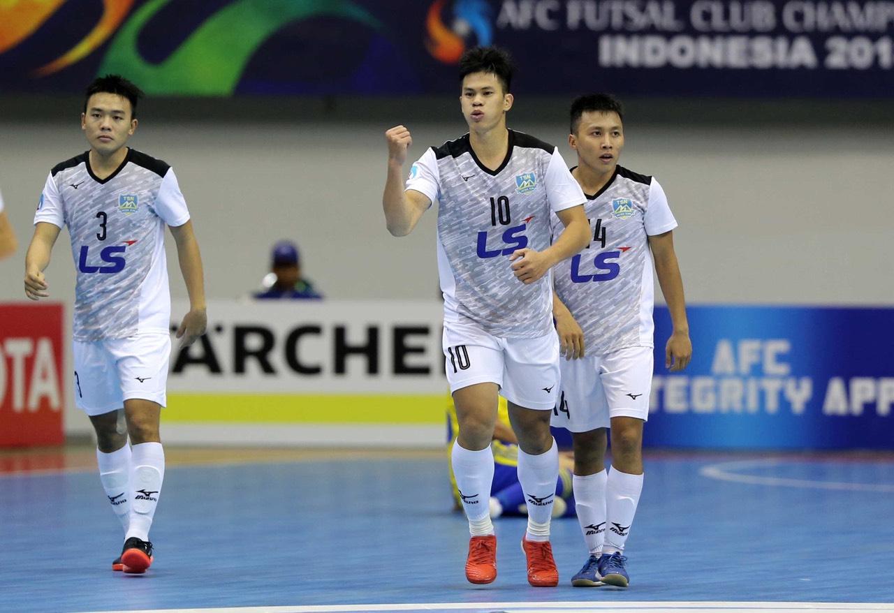 Hành trình của chàng trai phố núi đến với đấu trường World Cup Futsal 2021 - Ảnh 3.
