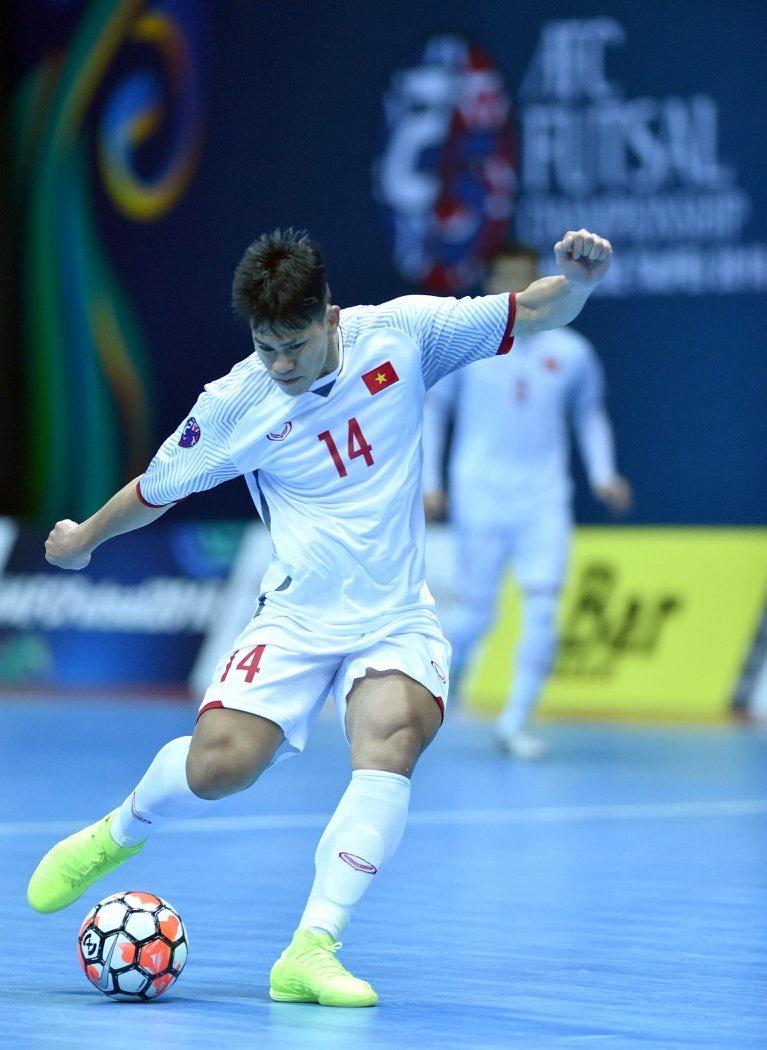 Hành trình của chàng trai phố núi đến với đấu trường World Cup Futsal 2021 - Ảnh 8.