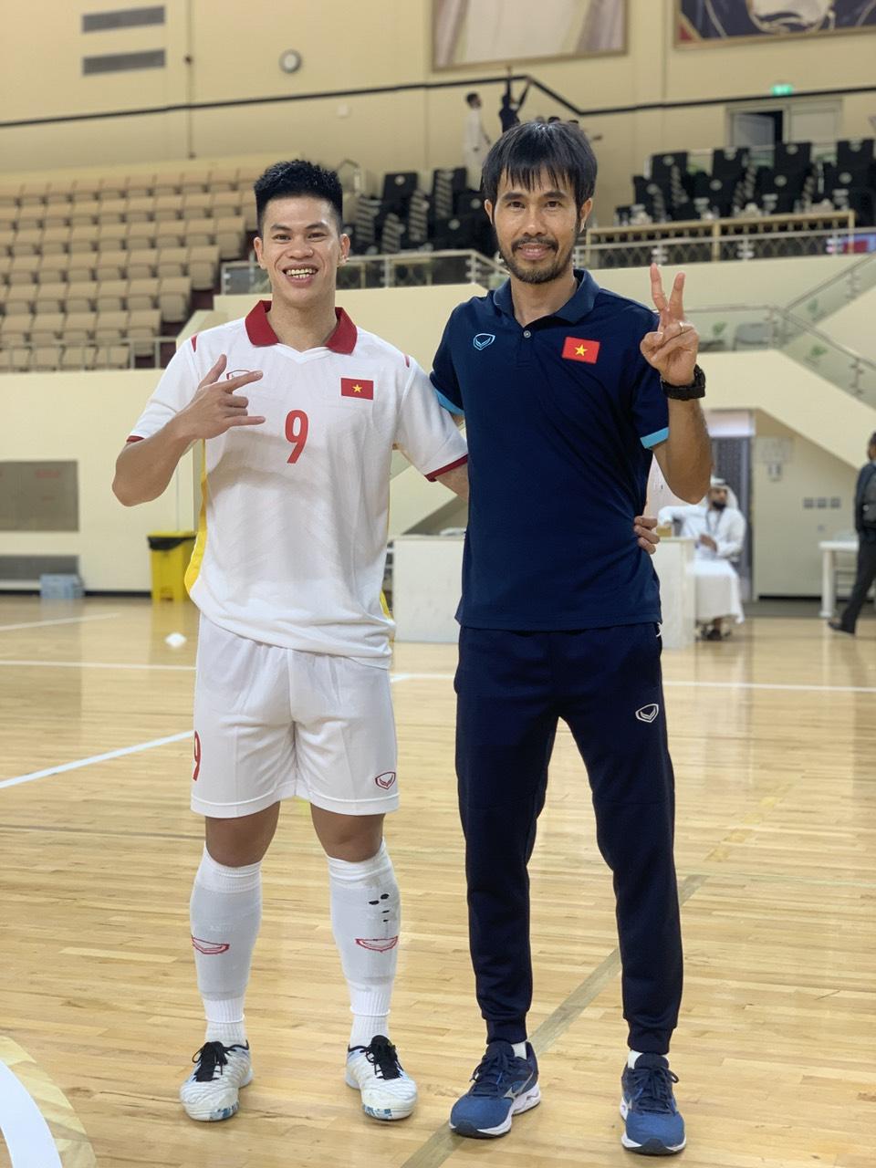 Hành trình của chàng trai phố núi đến với đấu trường World Cup Futsal 2021 - Ảnh 13.