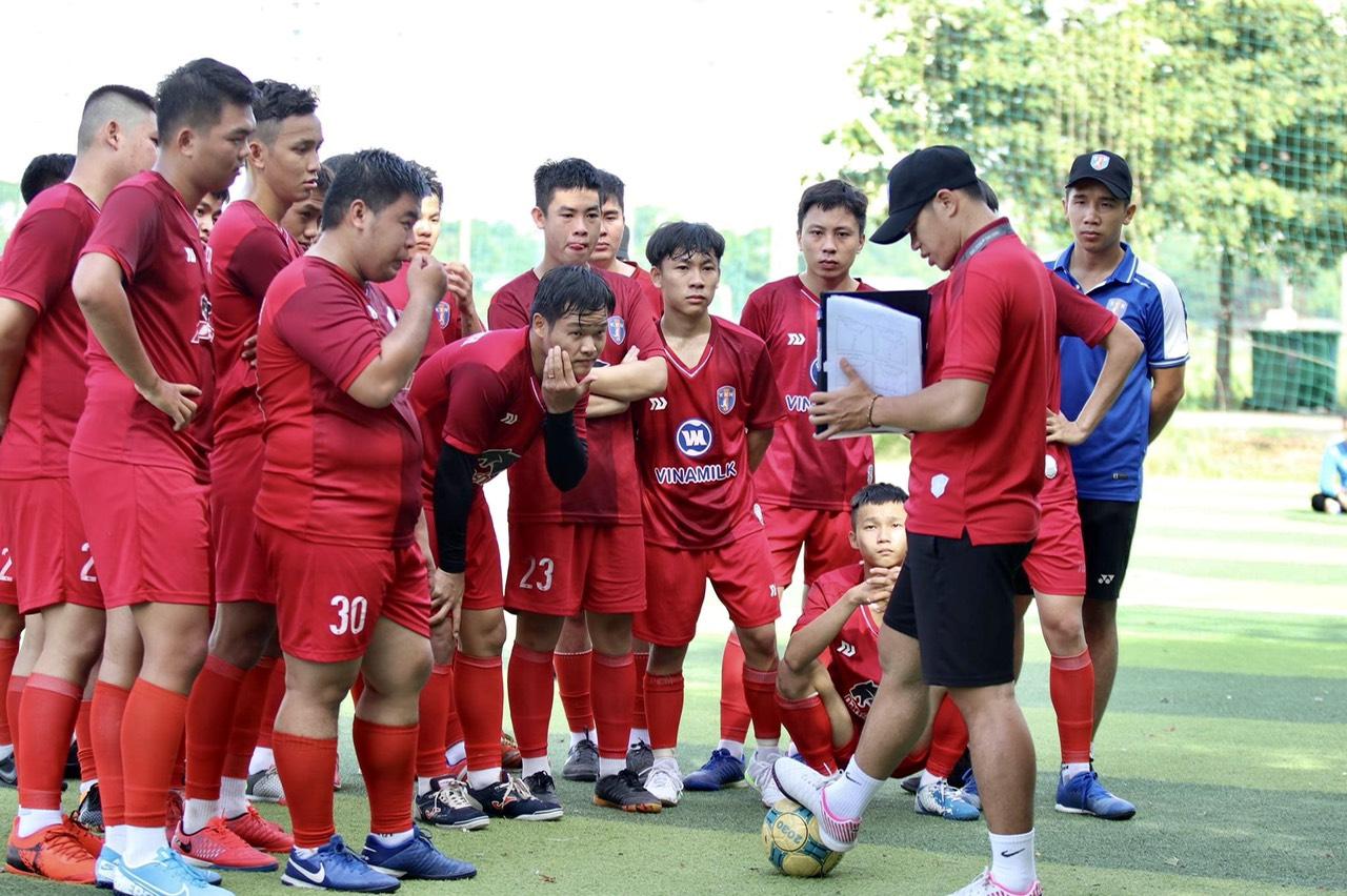 Hành trình của chàng trai phố núi đến với đấu trường World Cup Futsal 2021 - Ảnh 11.