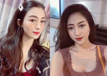 """Thư Vũ - nữ diễn viên từng đóng """"Về nhà đi con"""", thi Hoa hậu Việt Nam 2020 - Ảnh 2."""