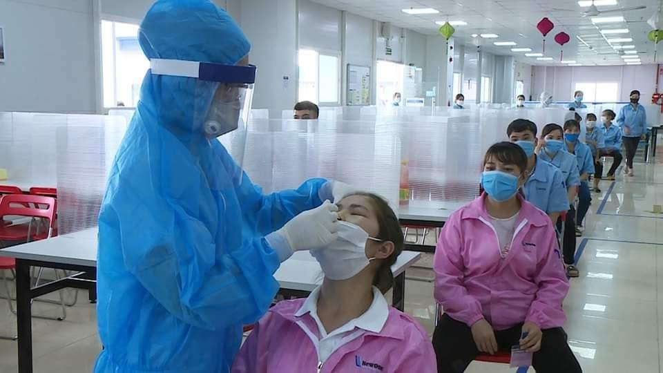 Thái Nguyên: Một trường hợp trốn khai báo y tế là F1 của BN6.121 ở Bắc Ninh - Ảnh 1.