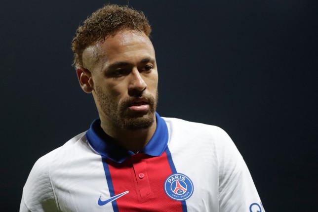 Neymar đang chuẩn bị cùng Brazil đá vòng loại World Cup 2022.