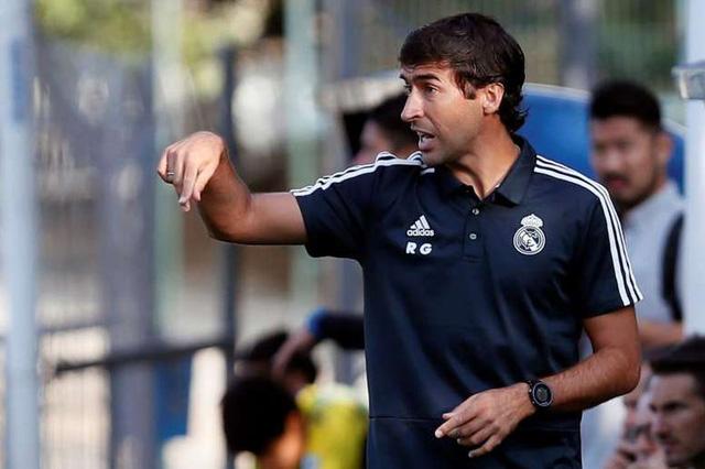 Raul cũng là biểu tượng của Real giống như Zidane.