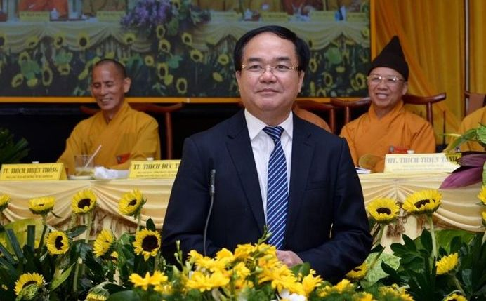 Thứ trưởng Bộ Nội vụ nói về ổ dịch Hội Thánh Truyền giáo Phục hưng - Ảnh 3.