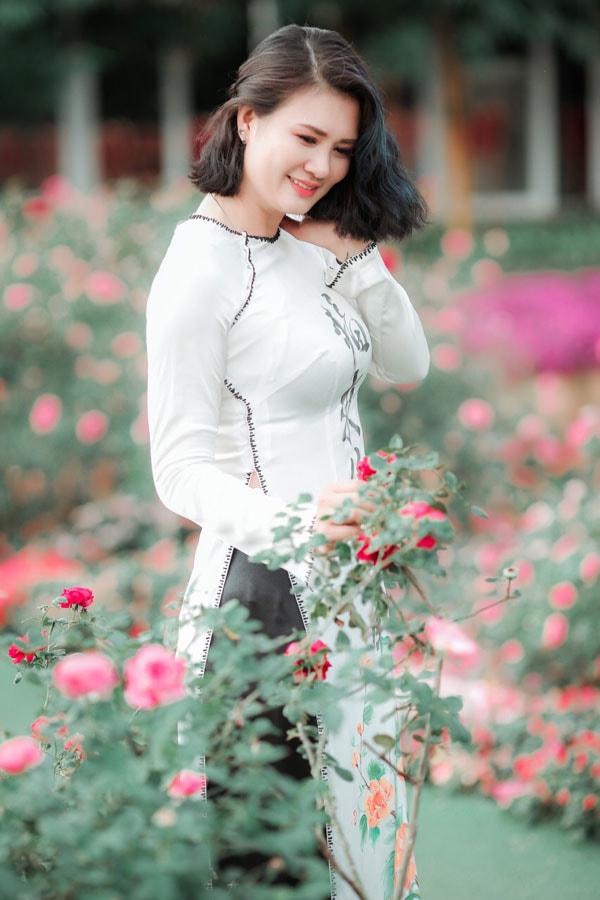 Hoa khôi bóng chuyền Kim Huệ: Phận má hồng truân chuyên - Ảnh 2.
