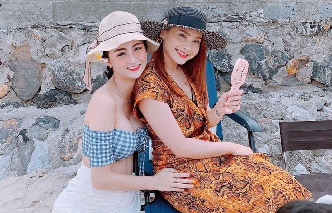 """Thư Vũ - nữ diễn viên từng đóng """"Về nhà đi con"""", thi Hoa hậu Việt Nam 2020 - Ảnh 5."""