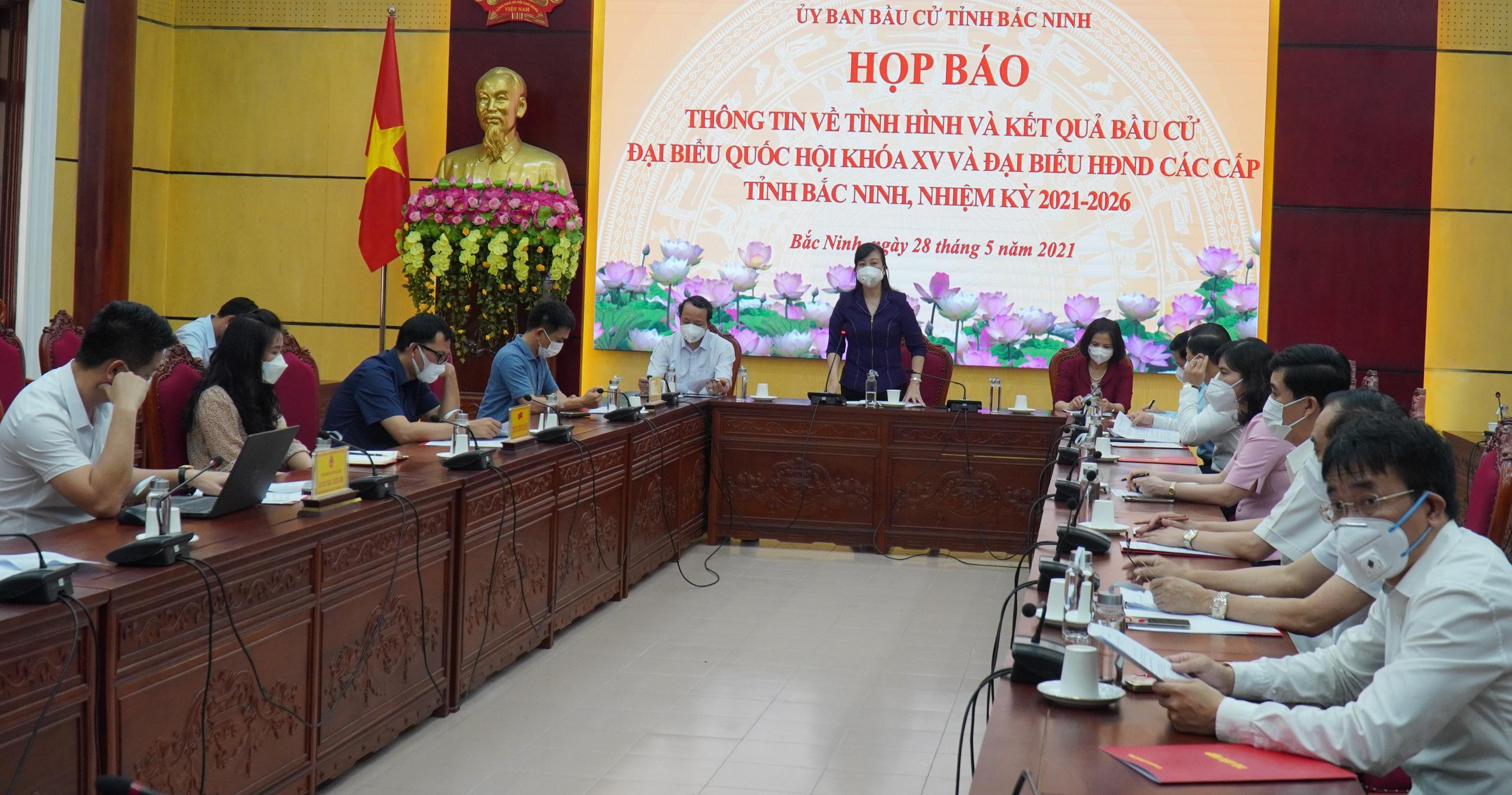 Bắc Ninh: Bầu cử thêm 19 đại biểu HĐND cấp xã vào ngày 30/5 - Ảnh 1.