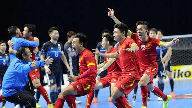 Futsal Việt Nam: Từ đội bóng công ty tới 2 lần dự World Cup - Ảnh 5.