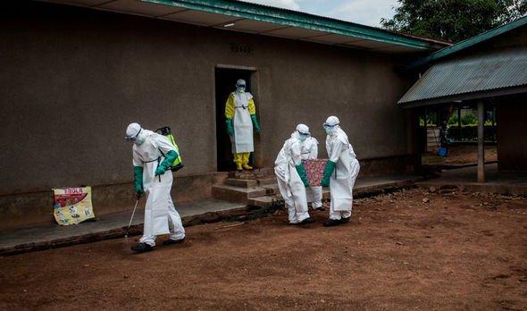 Cái chết đen trở lại tấn công người dân DRC, bệnh nhân thổ huyết trước khi chết - Ảnh 1.