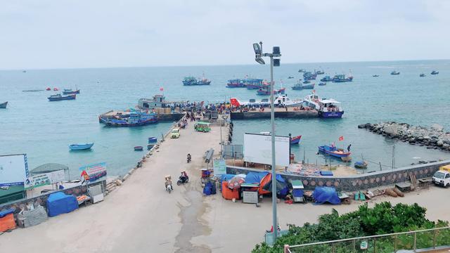 Quảng Ngãi: Bác kiến nghị giao quyền quản lý 3 công trình cảng cho huyện Lý Sơn   - Ảnh 3.