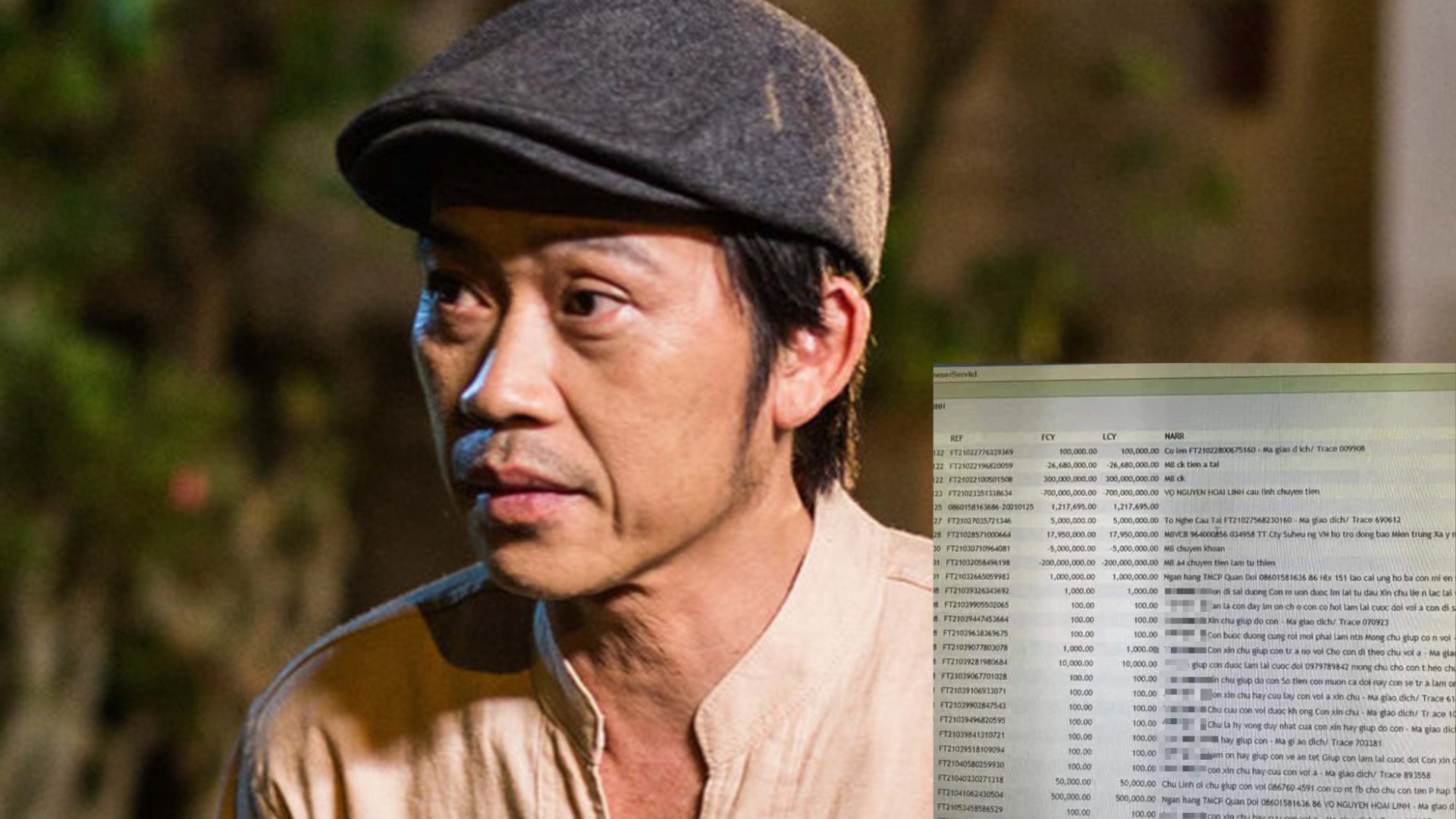 """Nhân viên MB """"mất việc"""" vì tiết lộ sao kê tài khoản nghi của nghệ sỹ Hoài Linh, phạt thế nào? - Ảnh 1."""