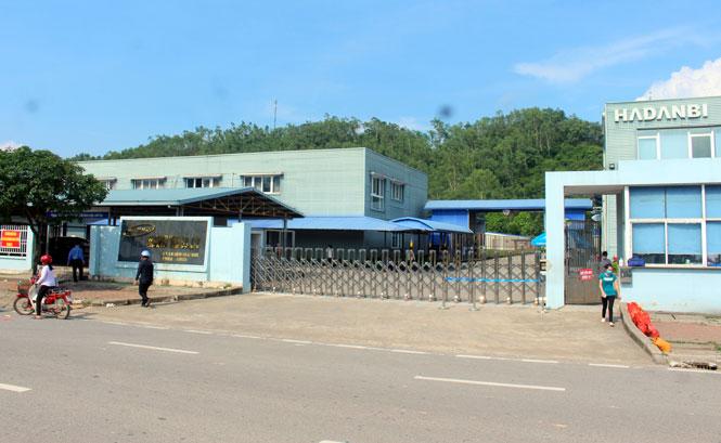 Thái Nguyên: Dỡ bỏ phong tỏa 3 công ty tại KCN Điềm Thụy - Ảnh 1.