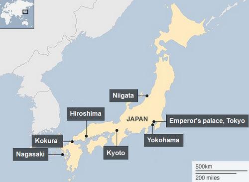 Ai đã cứu cố đô Nhật Bản khỏi sự hủy diệt từ bom hạt nhân của Mỹ? - Ảnh 2.