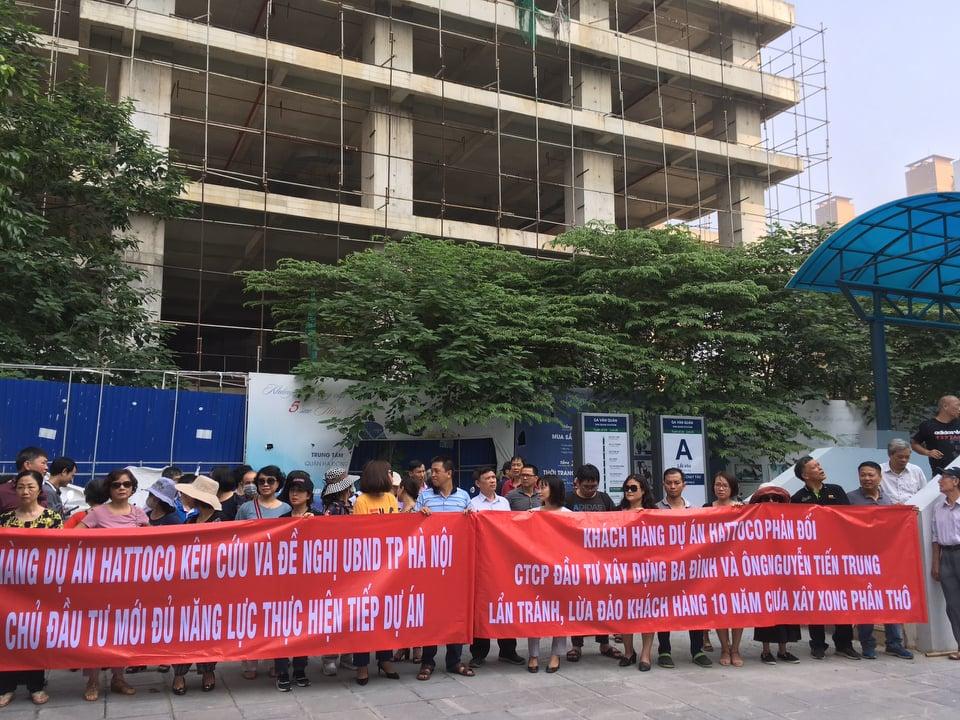 Hà Nội 'lệnh' xử lý nghiêm chủ đầu tư 10 năm lỡ hẹn giao nhà - Ảnh 3.