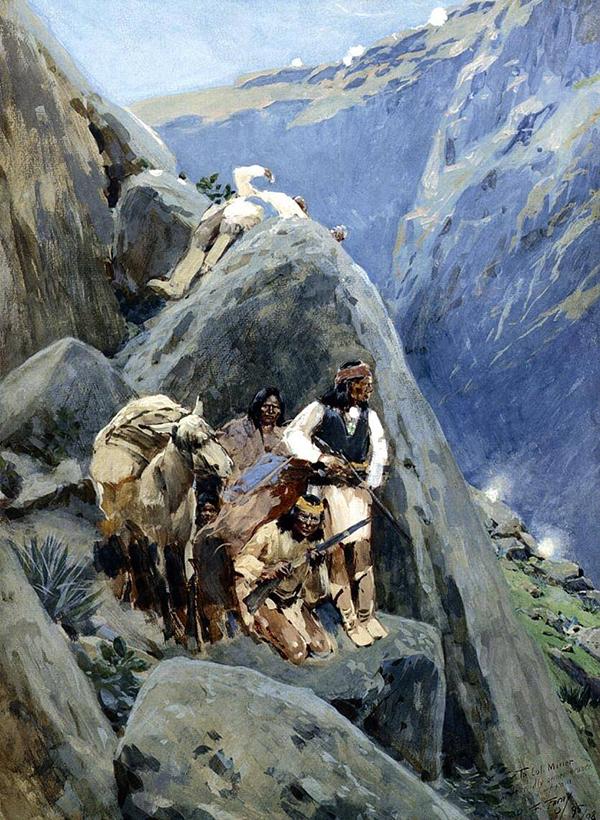 """Lễ Dậy thì đặc biệt của các thiếu nữ thổ dân Apache với đức tin về sự """"tái sinh"""" - Ảnh 2."""